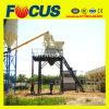 Concrete het Groeperen van Hzs35 35m3/H Installatie met het Verwarmen van Pijpen voor Koud Gebied