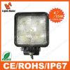 Brede Voltage van de Koplamp van de hoge Lichte LEIDENE van de Vloed van Prestaties 15W Auto van het Werk het Lichte IP67 10-30V