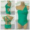 Misser Adola Hot-Selling Swimwear Sexy Open Dame Ééndelig Zwemmend Kostuum voor Grote Grootte (YD11159)