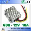 O conversor 60V do fanfarrão da C.C. da C.C. a 12V 10A 120W step-down o conversor de potência