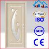 よいデザインPVC MDFのチークの木製のドアデザイン