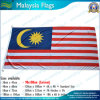 90X180cm 160GSM Spun Polyester Maylasia Flag (NF05F09056)