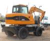 Mini excavador, pequeña máquina de excavación, excavador hidráulico de Xn80-L