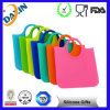 2015 Best quality of 100% silicones Rubber Handbags