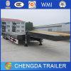 80ton que carrega reboque do caminhão da base de 4 eixos o baixo feito em China