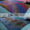 Woderful bewirkt schönes LED-Video-Gewebe