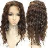 Peluca brasileña de la pieza del pelo humano U de la Virgen de la alta calidad (L106)