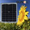 Mono панель солнечных батарей 10W/модуль для солнечной домашней системы (SNM-M10 (36))