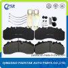 Fabricación en zapata de freno resistente del carro de China