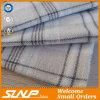 Tissu de chemise de flanelle de coton de sergé