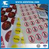 Collant populaire bon marché d'étiquette de corps de moto de véhicule de PVC de signe