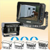 Van Trailer Rear View System con Auto Shutter Camera (Model: DF-527T0411)