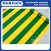 PVC Striped Tarpaulin per Tents, Awning
