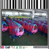 スーパーマーケットの子供のためのプラスチックレンタル可能の子供のおもちゃの買物車