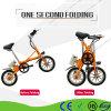 14 인치 36V 250W 접히는 도시 전기 자전거