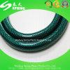 Fait dans le boyau de jardin renforcé flexible résistant de PVC de l'ozone de la Chine