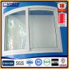 Singolo finestra curva vetro di alluminio
