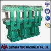Prensa de vulcanización de la placa del marco, prensa hidráulica de goma