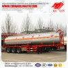 Heißer Verkaufs-Edelstahl 40 Fuß Behälter-Tanker-halb Schlussteil-