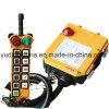 Enroulement, barre et plat manipulant le contrôleur à distance sans fil F24-10s de grues