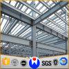 De Structuren van het Staal van de Vervaardiging van het ontwerp voor de Bouw van de Hangaar van het Pakhuis van de Workshop