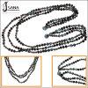 Шикарные ожерелья с вышитый бисером ювелирными изделиями способа 3 (CTMR130410007)