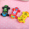 3D Cartoon Plastic Eraser para Children