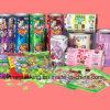 Het betrouwbare Verpakkende Kleurrijke Afgedrukte PE Broodje van de Film voor de Verpakking van het Suikergoed