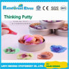 Mastic pensant idiot de changement de couleur UV de la pâte de jeu fabriqué en Chine