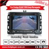Android 5.1 / 1.6 GHz Car DVD GPS para Dodge RAM 1500 Car Audio Player com conexão WiFi Hualingan