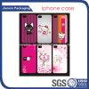 iPhone plástico 6/6s de la caja del teléfono celular más caja del teléfono móvil