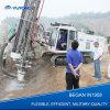 Plataforma de perforación para la eficacia alta y el pozo de agua montado tractor del precio bajo
