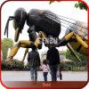 Statua enorme dell'insetto di alta simulazione della decorazione del giardino