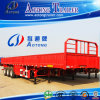 2015top Ranking 3axles 60tons Side Wall Semi Trailer/Side Panels Detachable