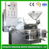 Machine de expulsion de pétrole de matériaux de pétrole de vis avec le filtre à vide