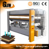 Presse chaude de machine de presse hydraulique