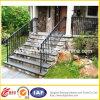 Pasamano de la escalera de Indoor&Outdoor del hierro labrado de la venta al por mayor de la fábrica de China
