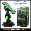 Universal Mobile del teléfono celular del montaje del coche del teléfono Soporte para iPhone y Smartphone Tablets