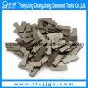 중국 공급자 판매 다이아몬드 세그먼트/다이아몬드 절단 잎