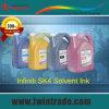 Printing perfecto Sk4 Solvent Ink Compatible para Crystaljet/Infinity/Challenger/Icontek Flex Printing Printer