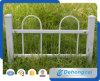 Eleganter geschweißter bearbeitetes Eisen-Zaun-Entwurf/dekoratives Garten-Aluminiumc$fechten