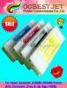 Cartouche d'encre réutilisable de la qualité 700ml/T6901-T6904 pour Epson Surecolor S50680 avec les morceaux permanents et sacs d'encre pour l'imprimeur d'Epson Sc-S50680