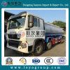 Camion de pétrolier de HOWO T5g 12wheel 28m3 à vendre