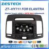 Auto GPS-Radio für Hyundai Elantra 2008-2010 mit DVD-Spieler