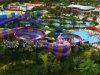 新しいデザイン面白い商業水公園装置