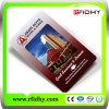 印刷できる長距離の駐車場ISO18000-6c UHF RFID PVCカード