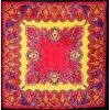 イラン(MSS0007)のための100%Silk Scarf