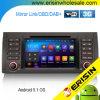 Vista reprodutor de DVD DAB+ do carro Android 5.1 de Imageerisin Es3061b maior 7 do  para BMW E39/E53