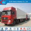Caminhão do refrigerador de Dongfeng 8X4 315HP para a venda