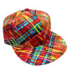 Gorra de béisbol floral de la manera de la tela con el casquillo Sb15115 del Snapback